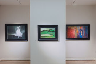 Richard Cartwright, All The Dreams We Had, installation view