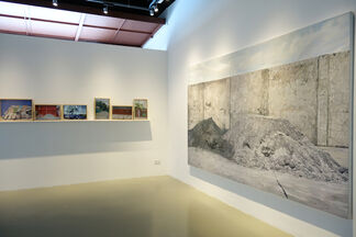 Space And Two Points | MM YU and NONA GARCIA, installation view