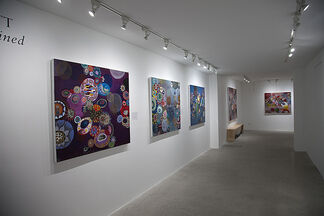 Melinda Hackett, installation view