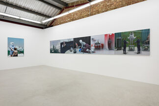 Olga Fedorova 'Generic Jungle', installation view