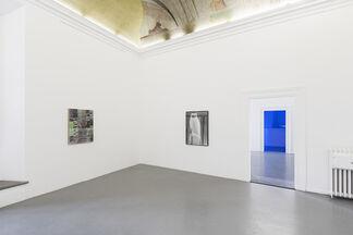 L'immagine e il suo doppio, installation view