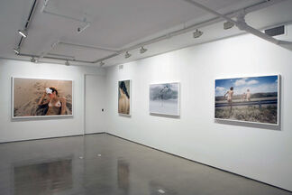 """Ryan McGinley - """"I Know Where the Summer Goes"""", installation view"""