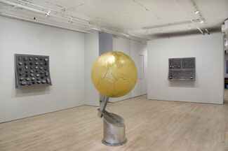 The Origins of Grey, installation view