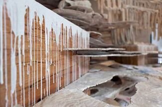Sightings: Diana Al-Hadid, installation view