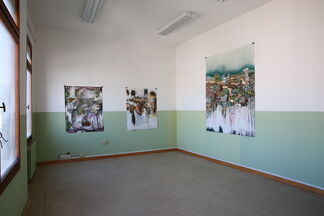 ANOTHER COUNTRY - NATIONAL PAVILION OF KENYA, installation view