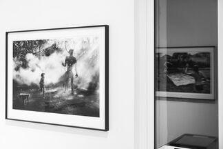Alain Laboile - Le Temps Retrouvé, installation view