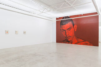 Red Pages, installation view