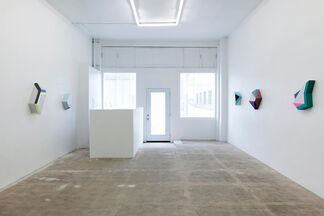 Activated Space, installation view