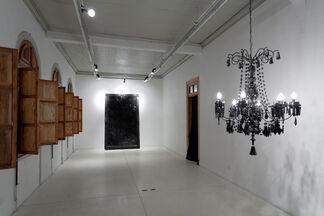 LÁGRIMAS NEGRAS - Alejandra Prieto, installation view