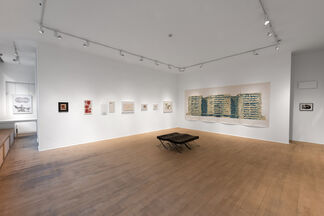 Latin American Works on Paper, installation view