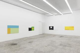 Francis Baudevin «HALB TANZ», installation view