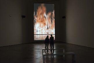 Bill Viola: A Retrospective, installation view