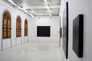PERMANECERÉ AQUÍ - Paulina Silva Hauyon, installation view