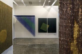 Galerie Agnès Monplaisir at SP-Arte 2014, installation view