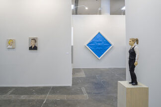 Stephen Friedman Gallery at SP-Arte 2014, installation view