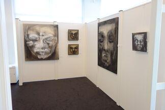 Incarnation, solo exhibition Marc Prat, installation view
