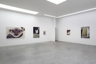 V1 Gallery at CHART 2020, installation view