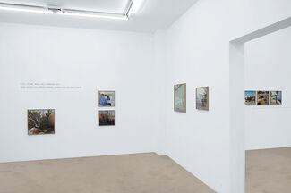 """Ronan Guillou """"Truth or Consequences"""", installation view"""