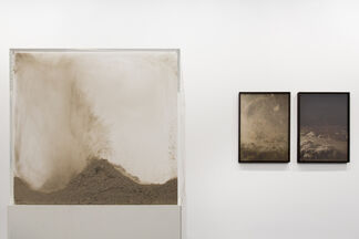 Les Oracles, installation view