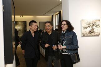 Lu Chao   Black Box, installation view