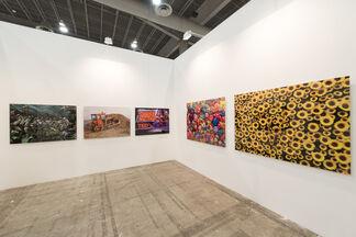RGR+ART  at Zona MACO 2014, installation view