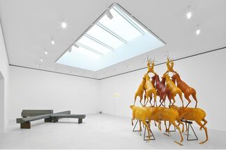 Bruce Nauman: Selected Works From 1967 to 1990, installation view
