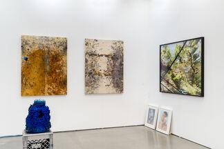Galerie Nicolas Robert at Papier 19, installation view