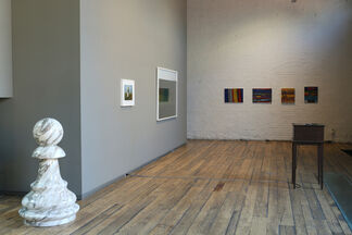 Winged Victory, installation view