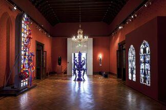 Glasstress 2015 Gotika, installation view