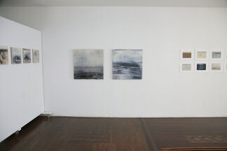 Learning to Swim, installation view