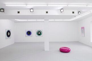Zirkel & Drop (Solo Show - Markus Hanakam & Roswitha Schuller), installation view