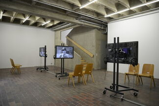 CYCLE 1: GERARD BYRNE: Recent Works, installation view