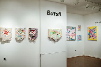 Burst!, installation view