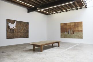 Limoncello at Frieze London 2015, installation view