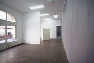Gaylen Gerber, Park McArthur, Jim Nutt, installation view
