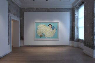 Ayça Telgeren, 'Skin Diving', installation view