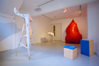Reconstructed Space, installation view