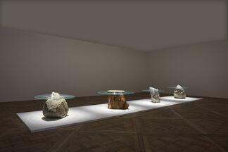 Paul Cocksedge: Slump, installation view