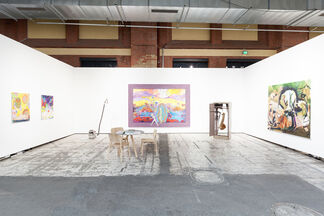 Pippy Houldsworth Gallery at art berlin 2017, installation view