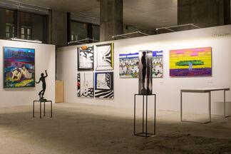 Zenko Gallery at Kyiv Art Week 2017, installation view