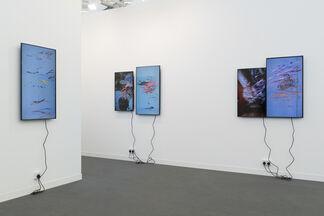 Pilar Corrias Gallery at Frieze London 2015, installation view