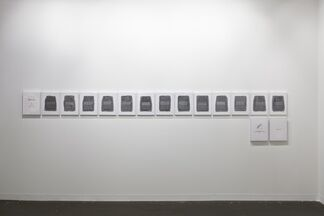 Pippy Houldsworth Gallery at Art Basel 2014, installation view