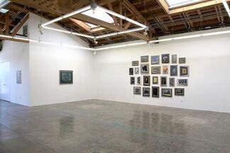David Klamen: Multifarious Paintings, installation view