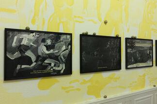 The Hunt - Robert Brambora, installation view