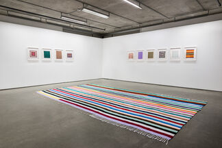 Brent Wadden: Two Scores, installation view