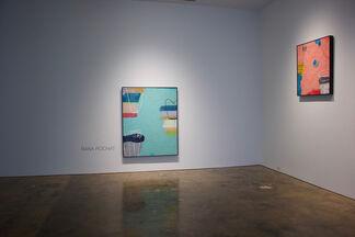 RANA ROCHAT   new work, installation view