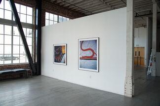 Thomas Heinser: Reduziert, installation view