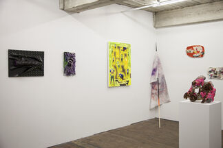 Now Eat Your Mind, installation view
