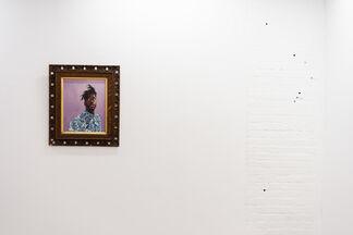 Here We Are: Katherine McMahon, Gordon Shadrach, Adam Weekley, installation view