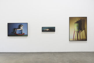 """Michael Beck's """"The Art of Memory"""", installation view"""
